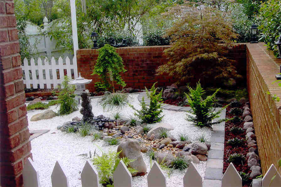 Simple Japanese Garden With Small Japanese Garden & Simple Japanese Garden Ideas - faithbasedtube.com -